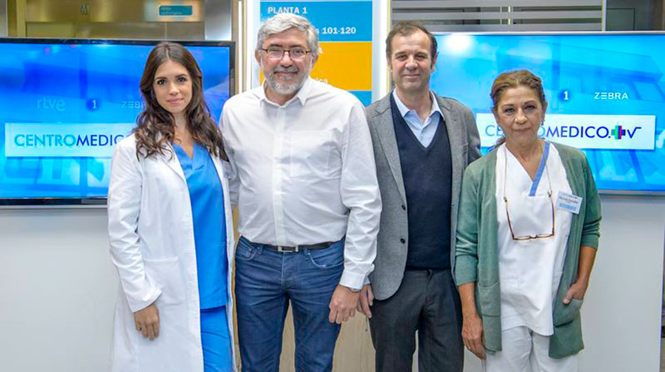Lolita Flores and Elena Furiase join the cast of the Spanish series Centro medico