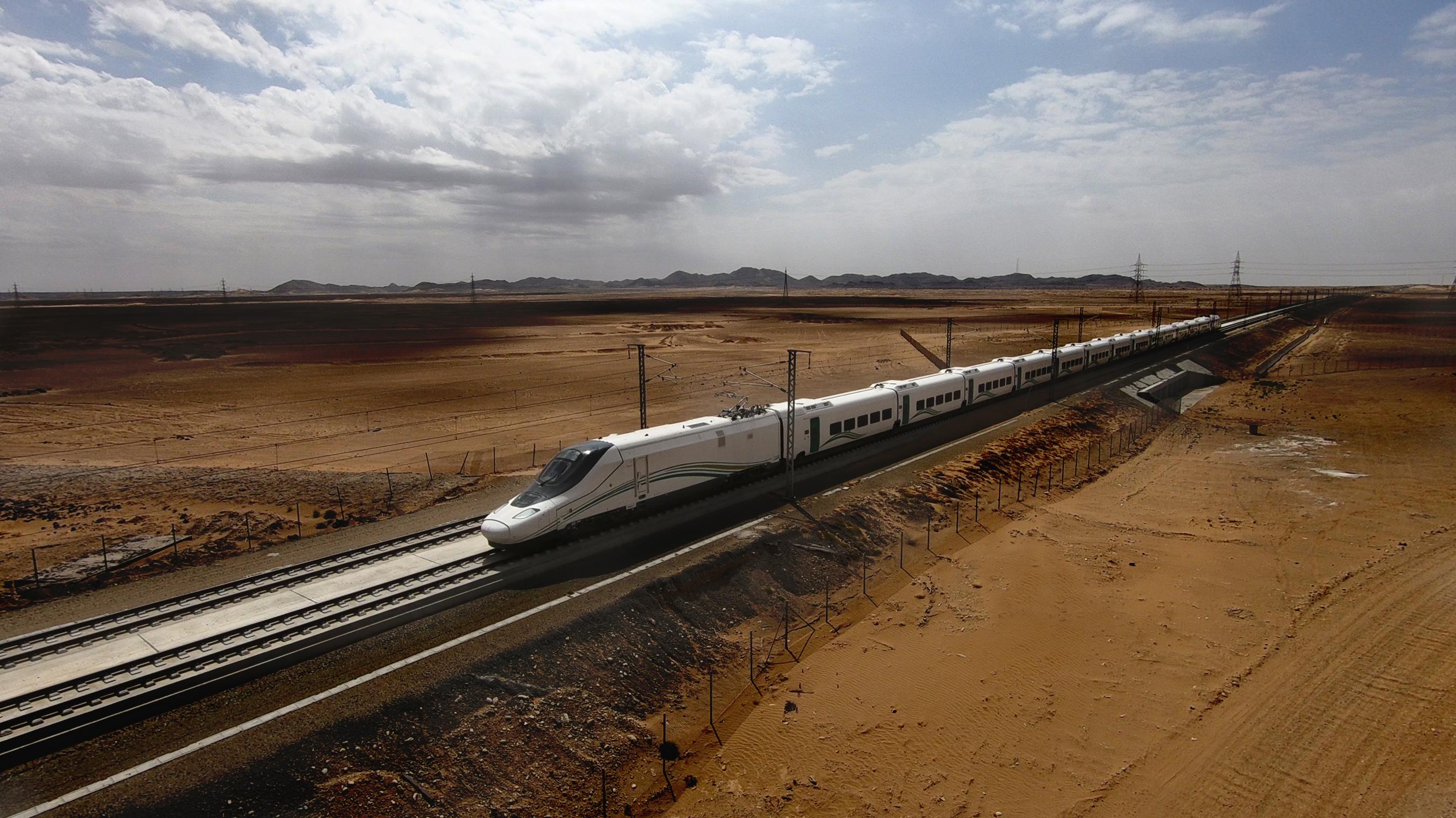 """""""Haramain, el tren del desierto"""" premieres on Amazon Prime Video and FlixOlé"""