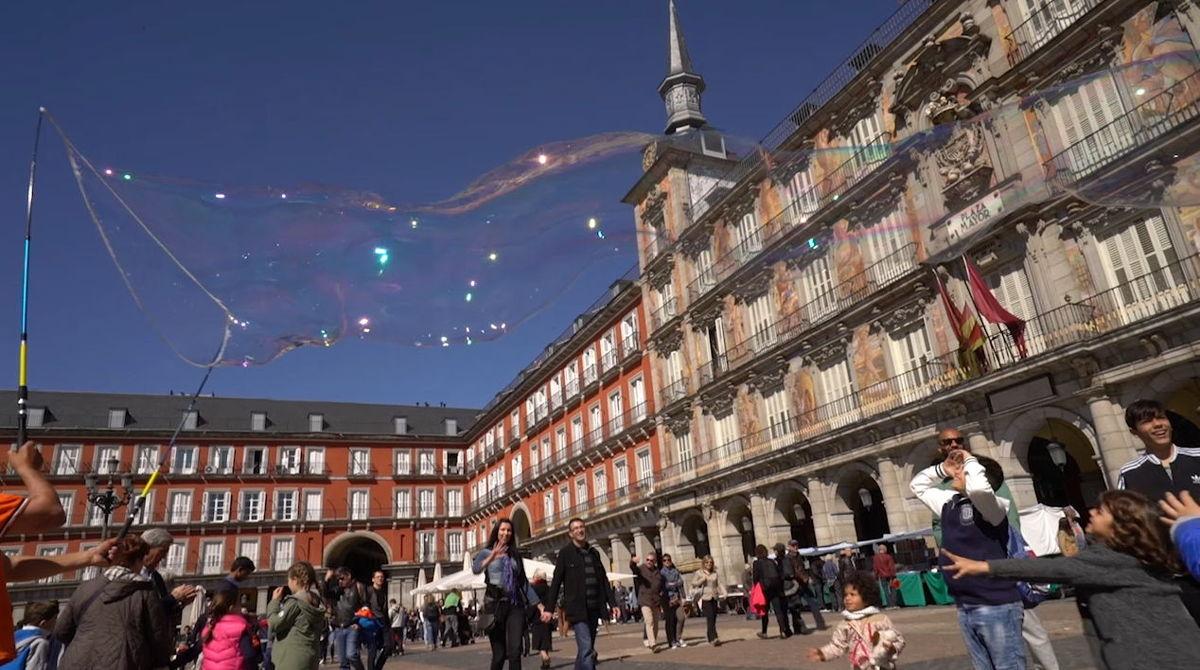 Madrid de sol a sol