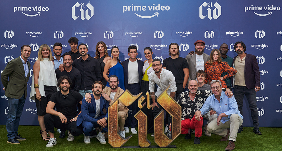On August 6, the soundtrack of El Cid will be released