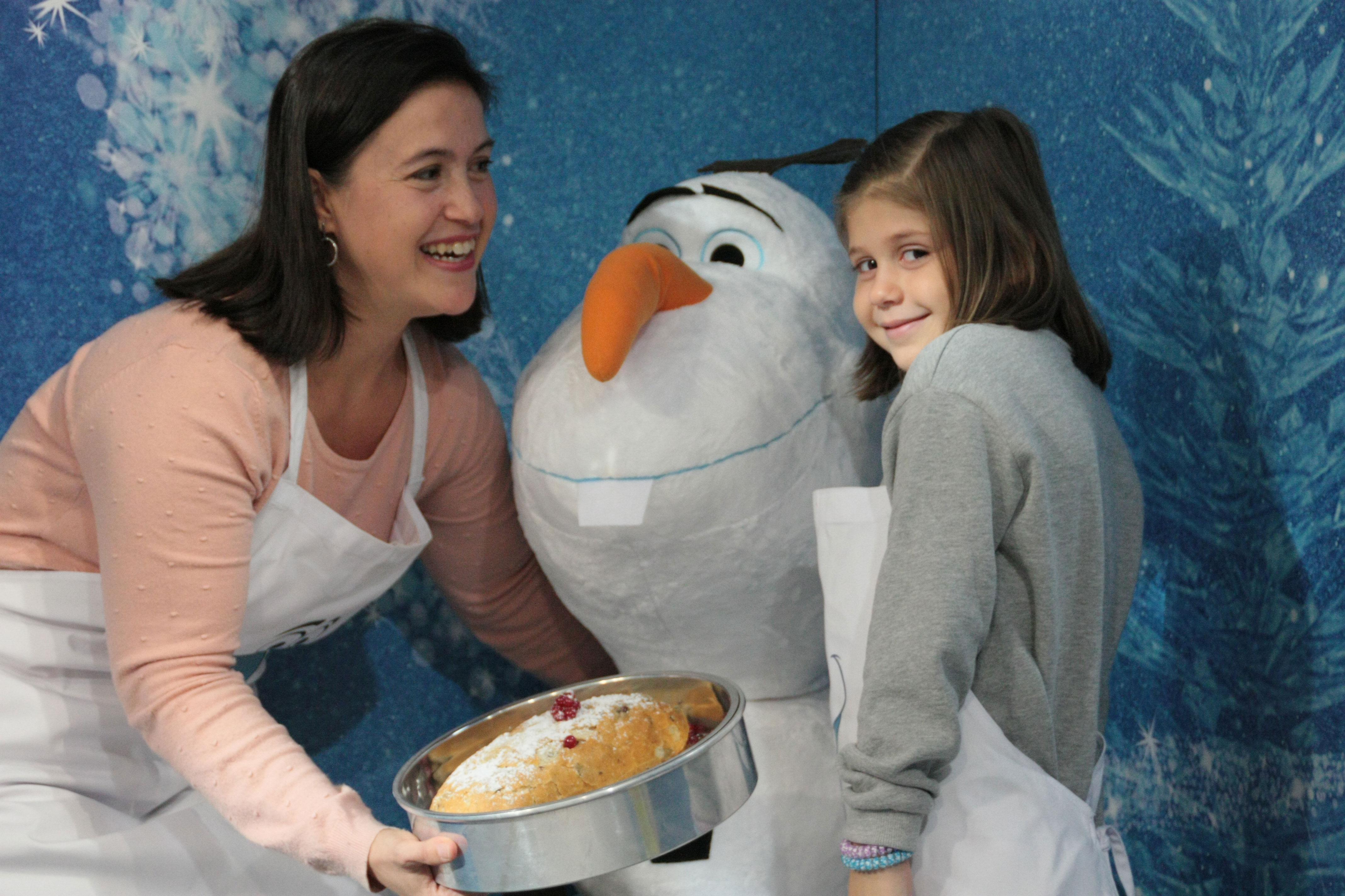 ¿Qué se cuece, Olaf?
