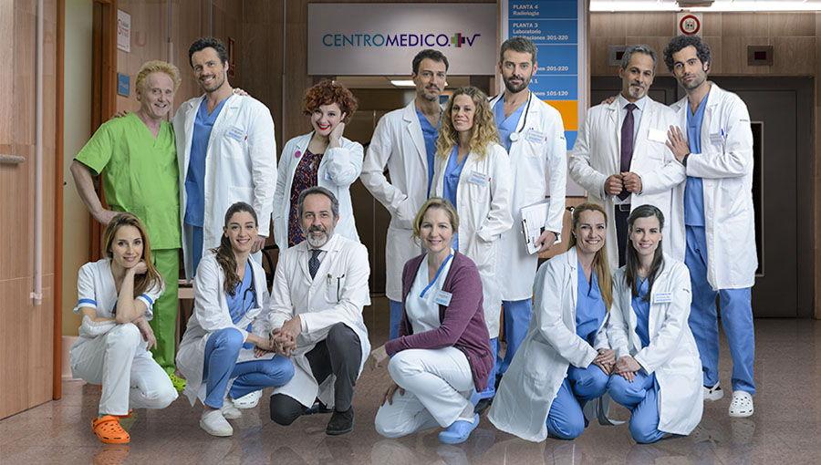 (ESP) Centro Médico