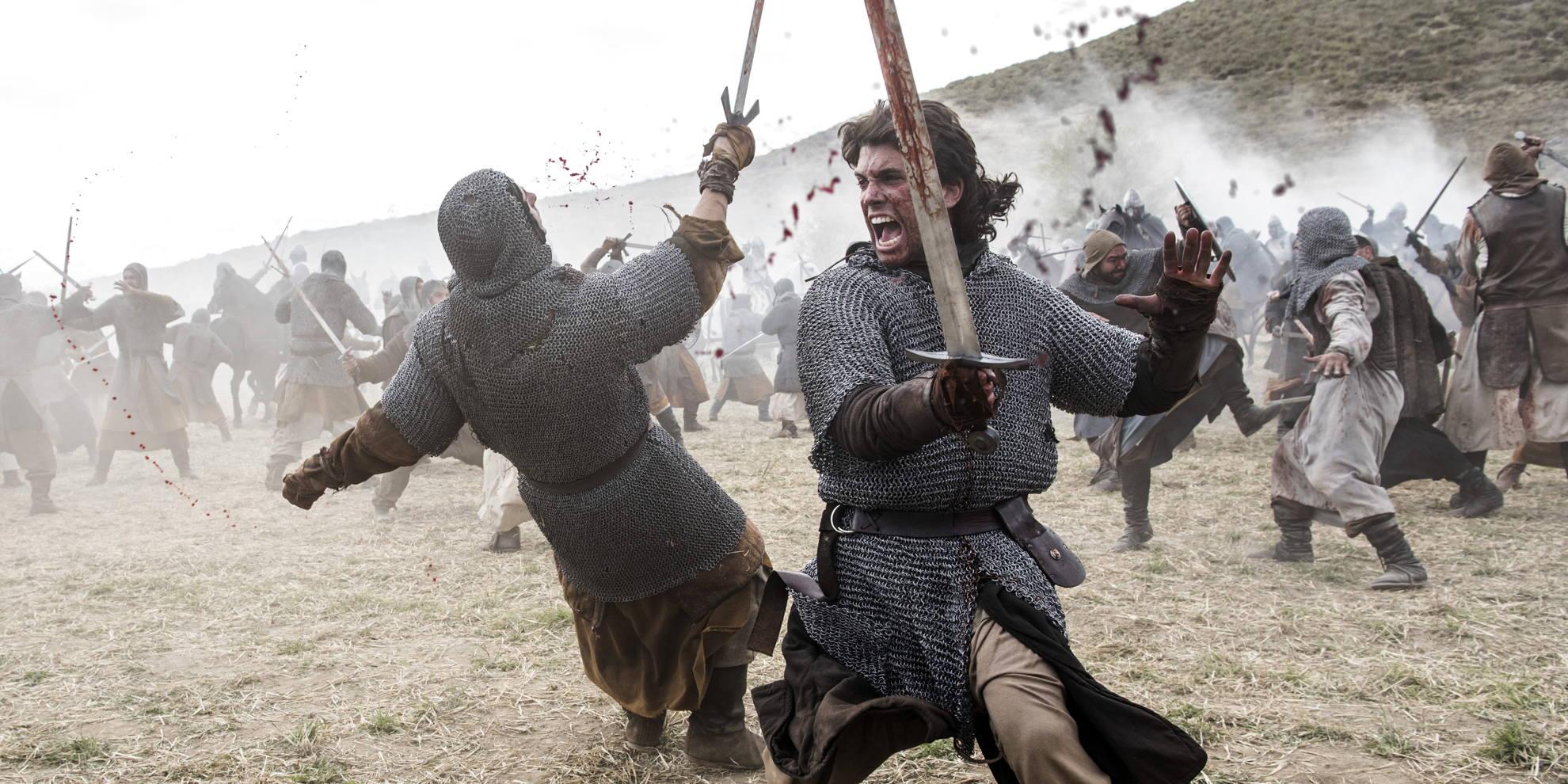 """Primeras imágenes de """"El Cid"""", nuestra próxima gran producción para Amazon Original"""
