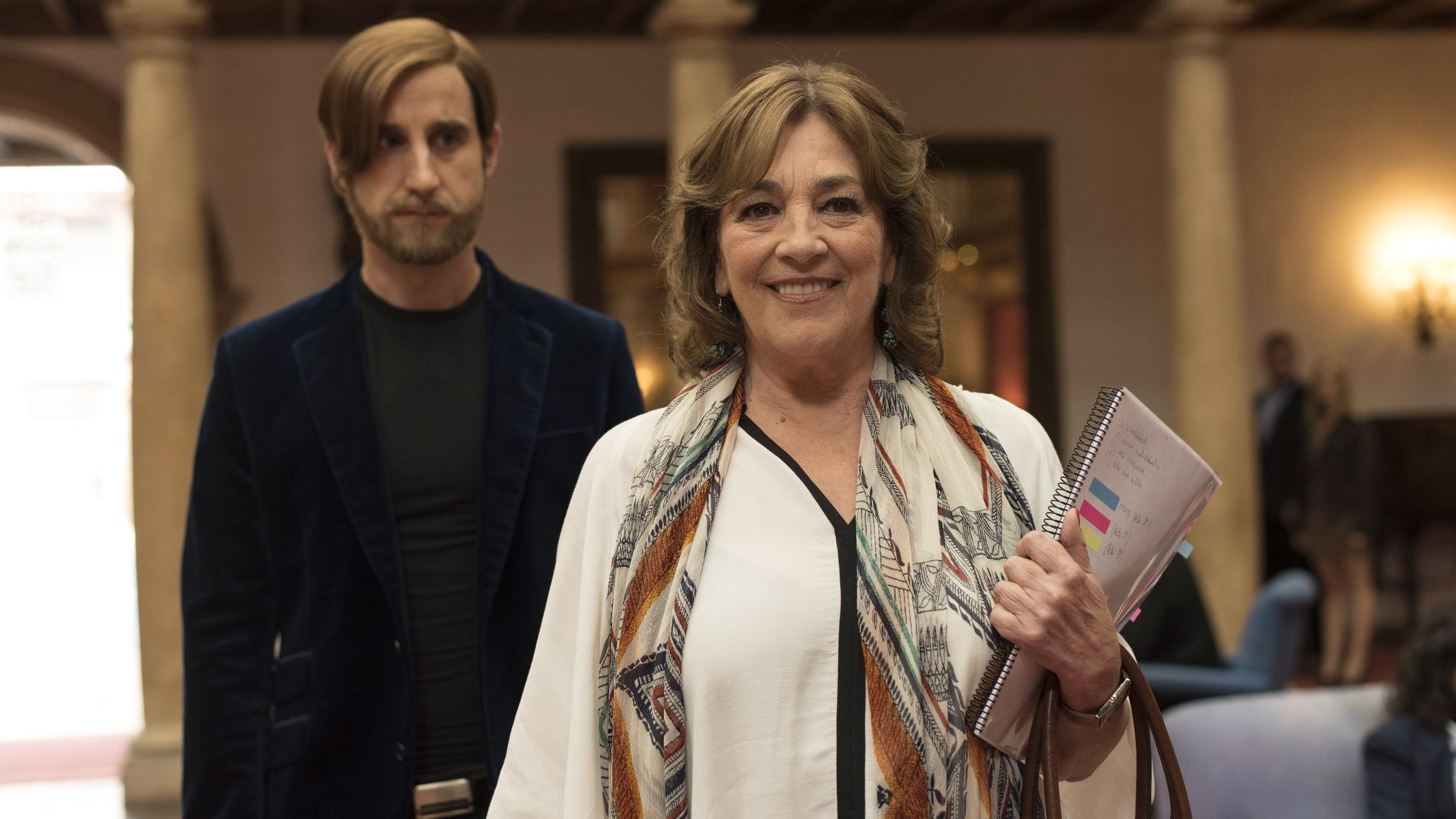 """Carmen Maura y Dani Rovira protagonizan """"El futuro no es lo que era"""", la nueva película de Zebra Producciones"""