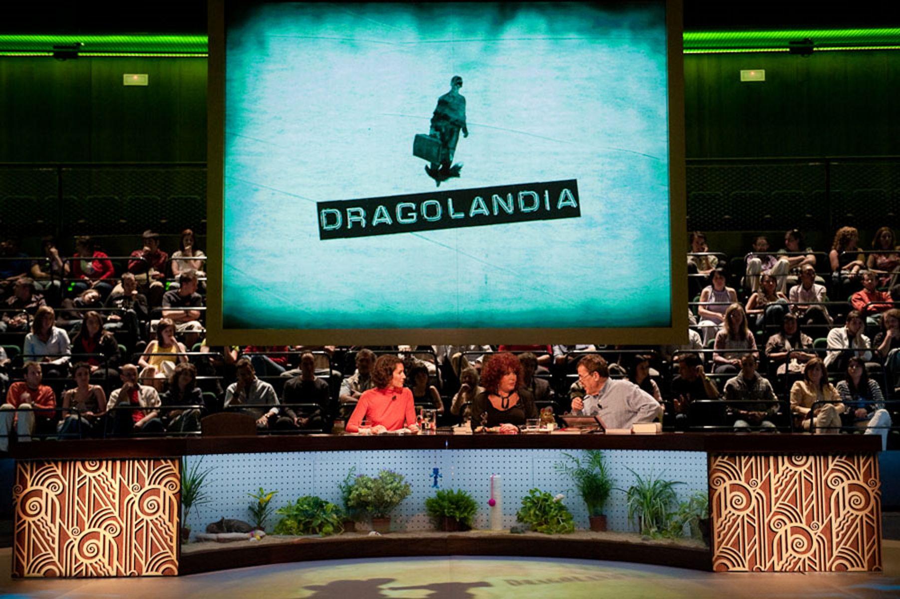 Dragolandia, un programa de Zebra Producciones