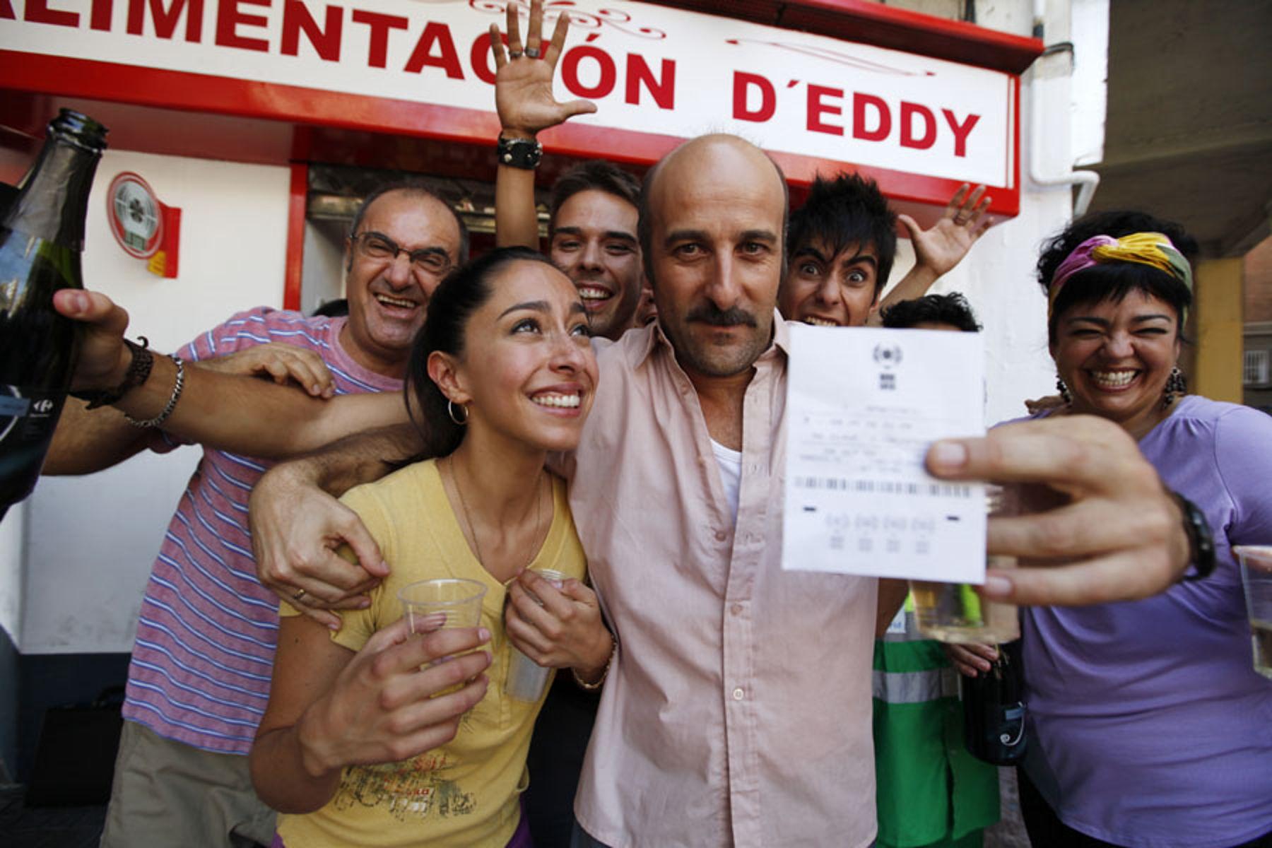 El 28 de marzo se estrena El Gordo una tv movie producida por Zebra Producciones para Antena 3 Televisión