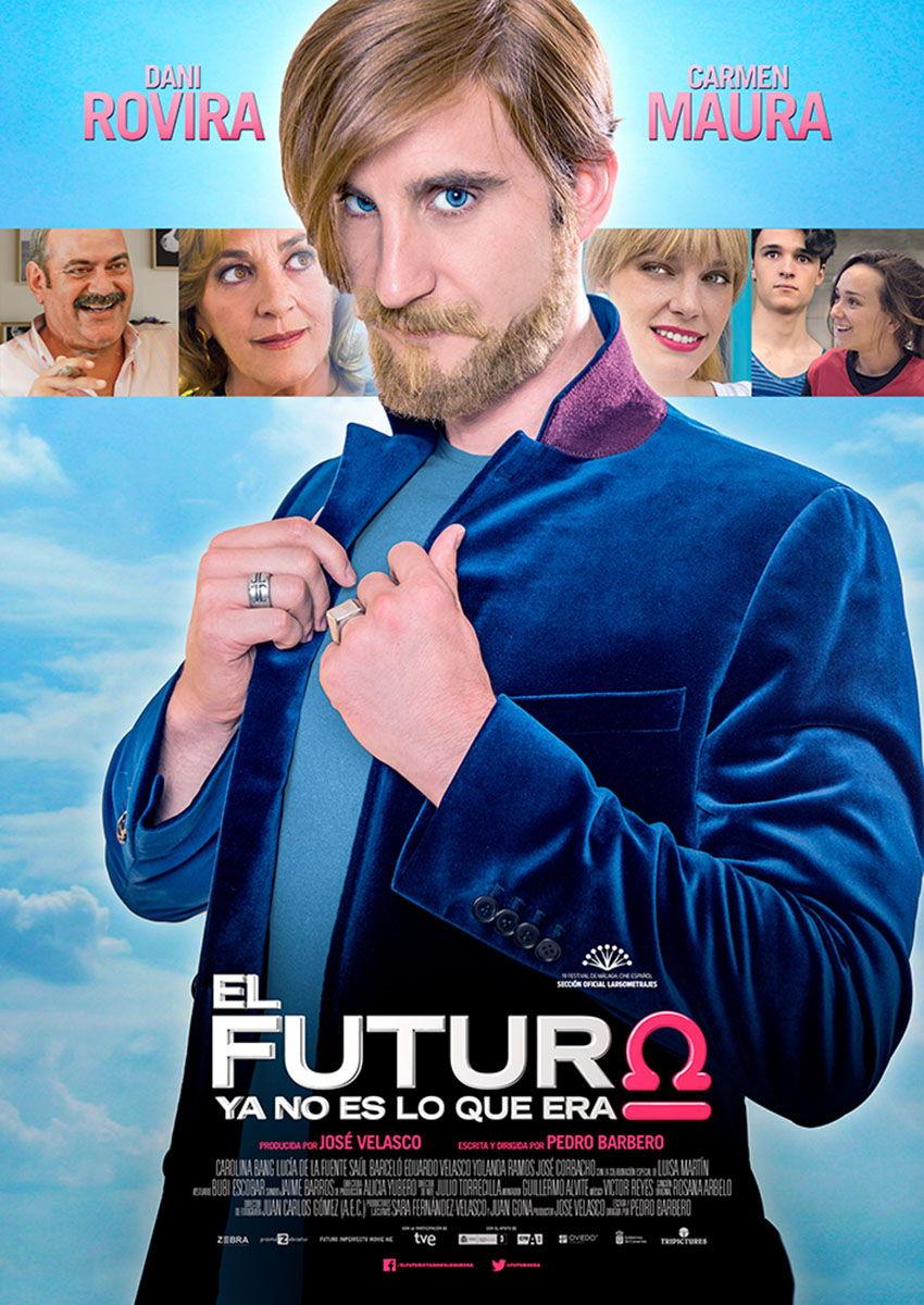 La nueva comedia de Dani Rovira se estrena el 16 de septiembre