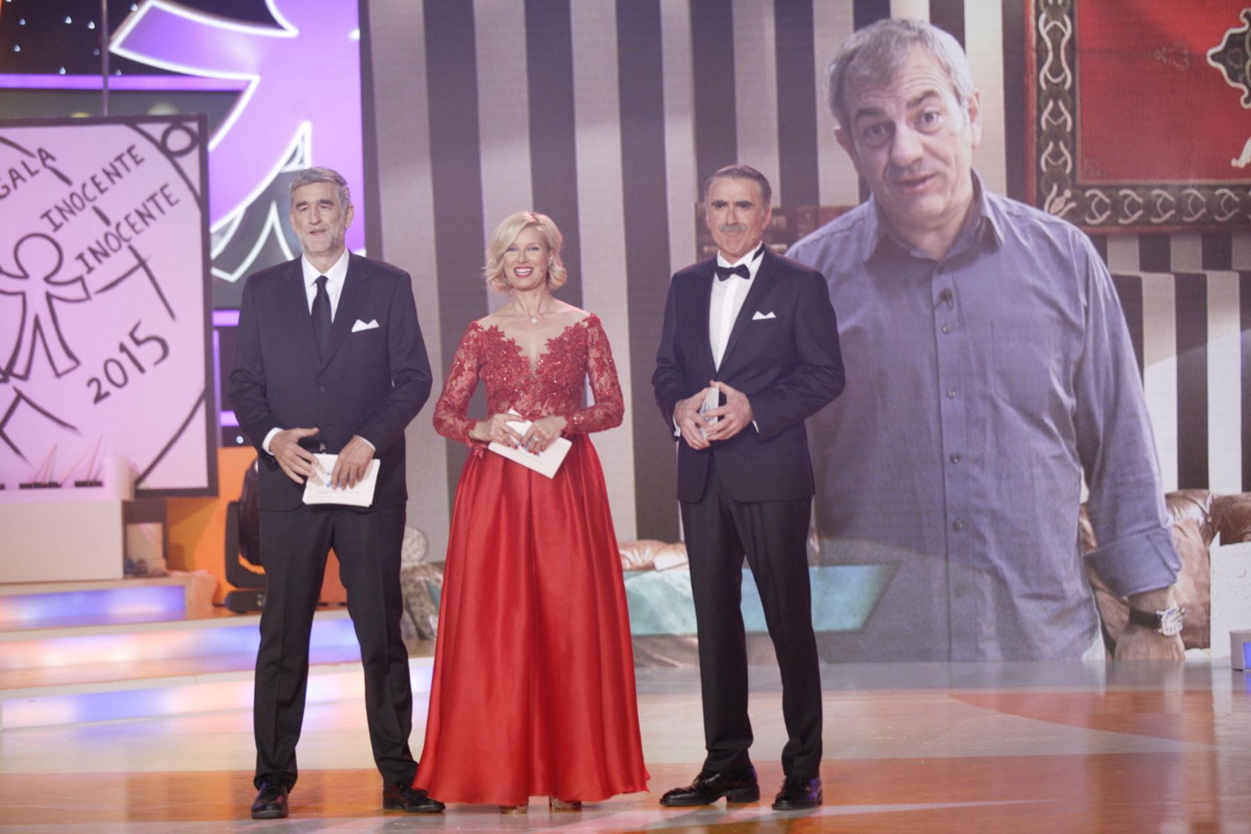 La Gala Inocente 2015 recauda 1.150.000 euros para ayudar a los niños con Parálisis Cerebral y Síndrome de Down