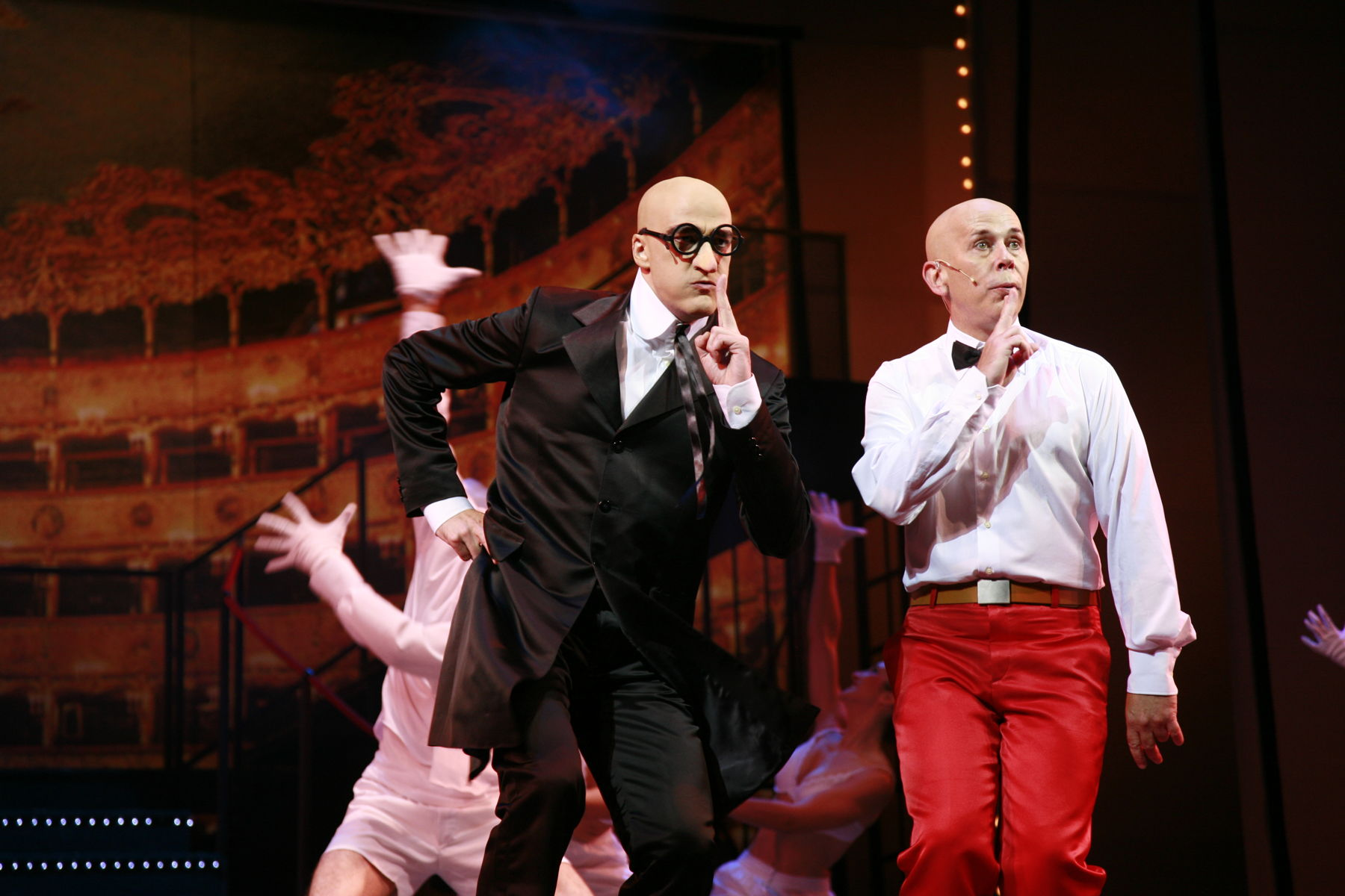 """The Miusical"" nominated for the Gran Vía Awards 2009"