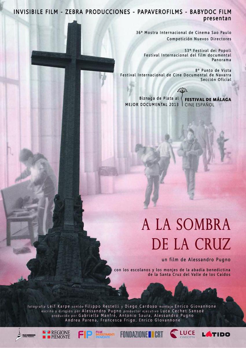 'A LA SOMBRA DE LA CRUZ' seleccionado para la Sección Oficial del Festival de Málaga 2013