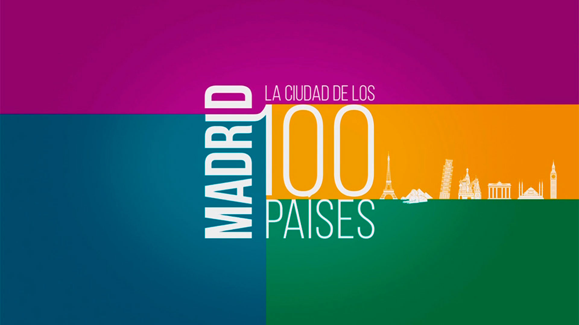"""Madrid, the city of a hundred countries"" premieres in Telemadrid"